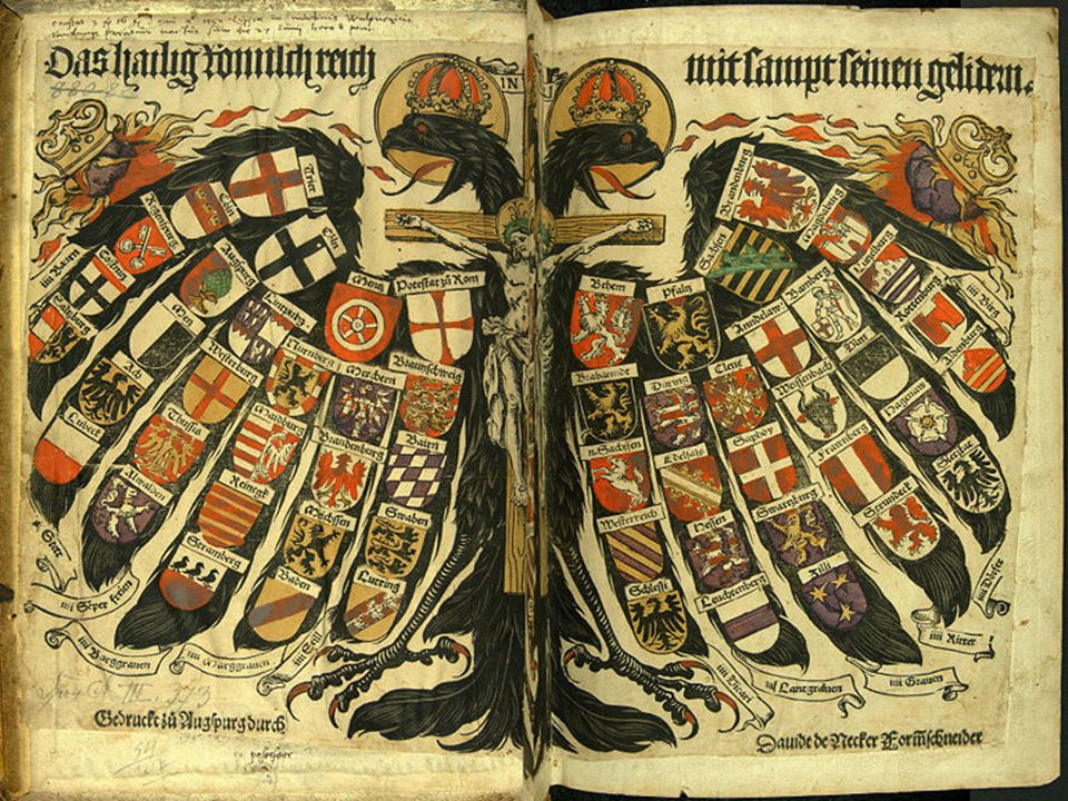 First Reich (empire) = medieval Holy Roman Empire