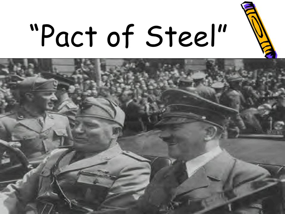 Pact of Steel