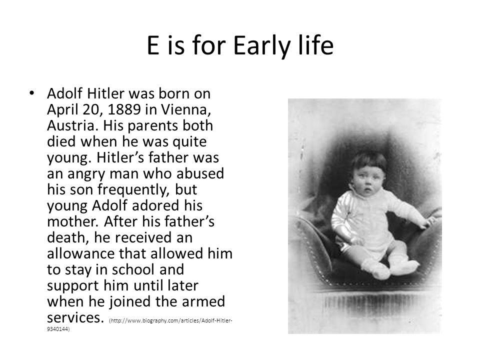 Essay Adolf Hitler