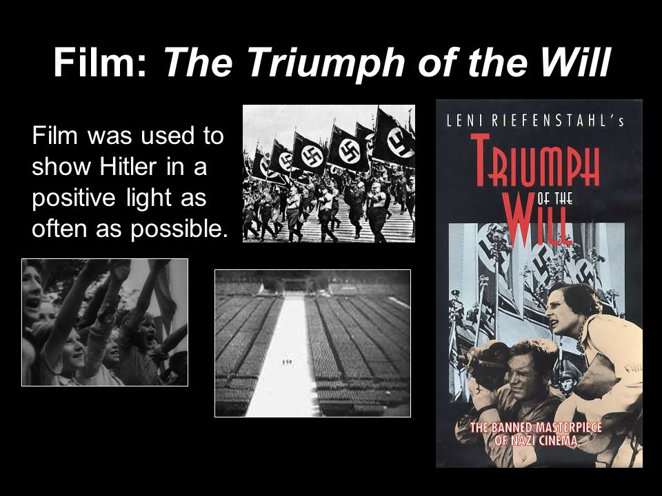 Film: The Triumph of the Will