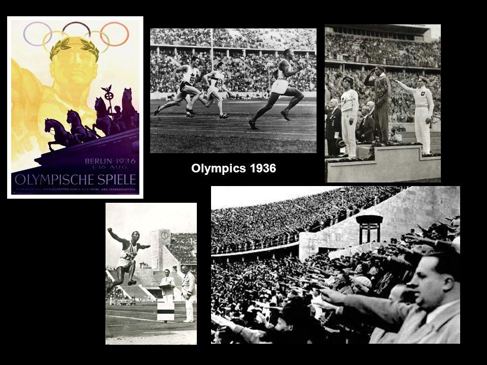 Olympics 1936