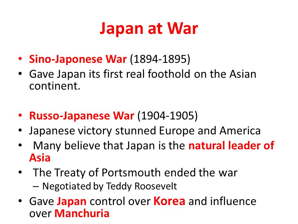 Japan at War Sino-Japonese War (1894-1895)