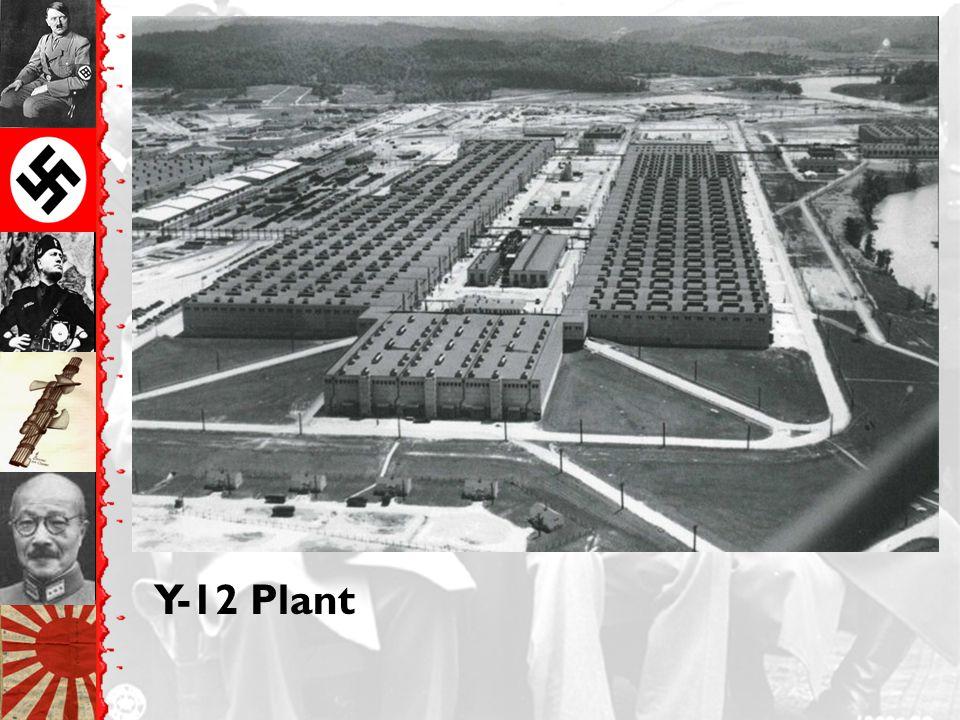 Y-12 Plant