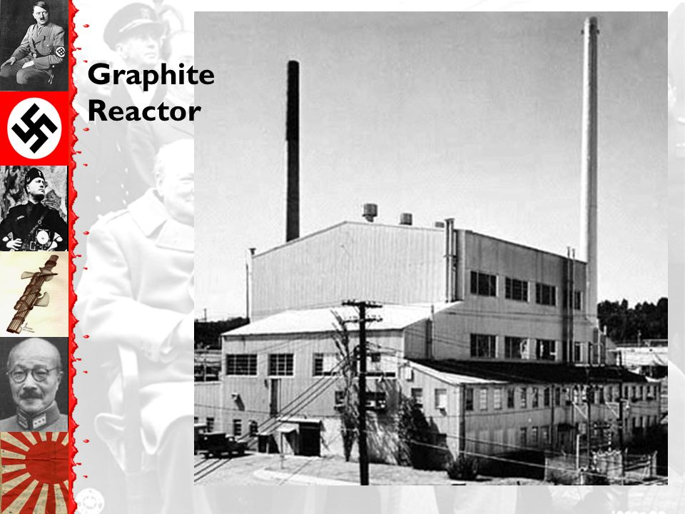 Graphite Reactor