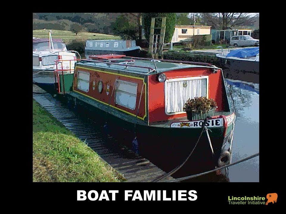 There are many theories as to where the canal boatmen or bargees came from. Some people believed the boatmen were Gypsies who took to the water but this is certainly untrue.