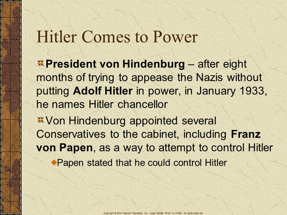 4/15/2017 Hitler Comes to Power.