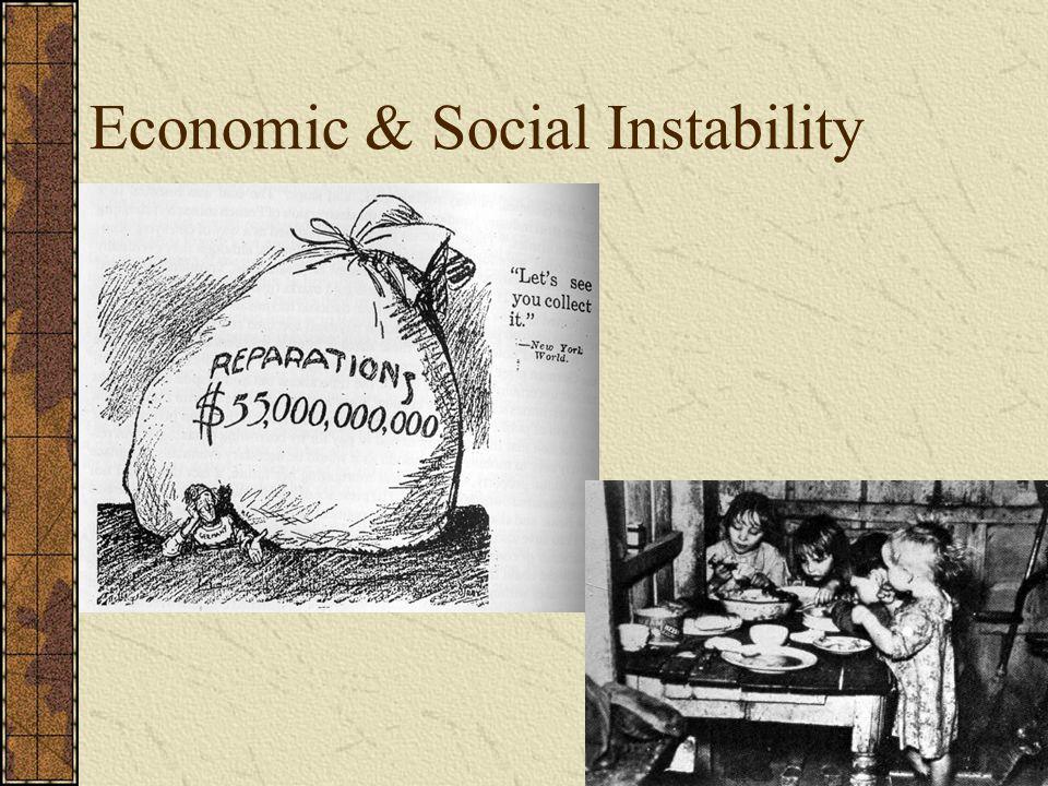 Economic & Social Instability