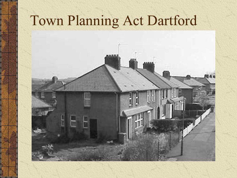 Town Planning Act Dartford