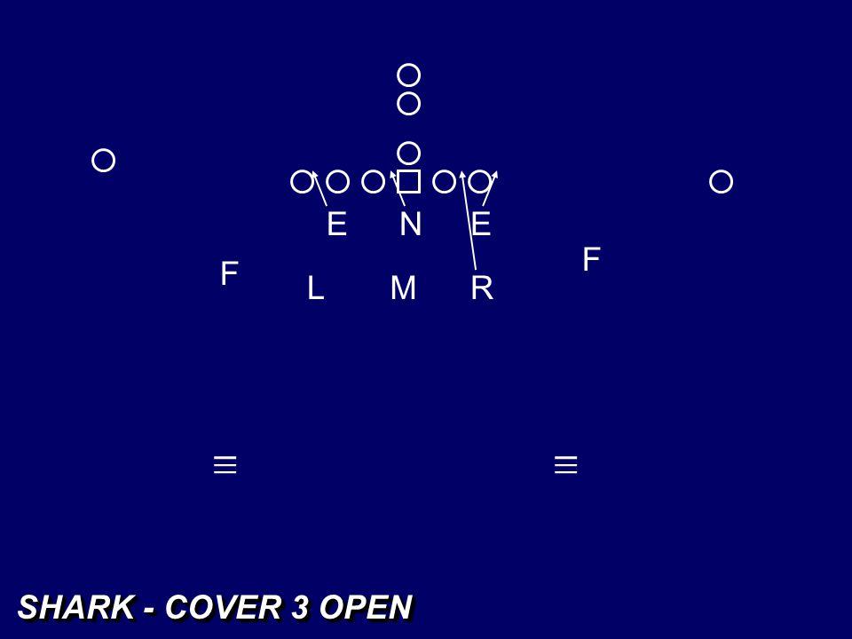 E N E F F L M R _ _ _ _ _ _ SHARK - COVER 3 OPEN