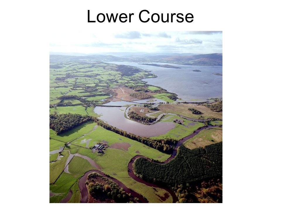 Lower Course