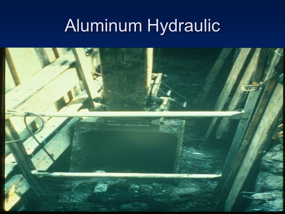 Aluminum Hydraulic Aluminum hydraulic shoring
