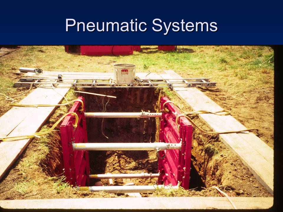 Pneumatic Systems Pneumatic system to mechanical