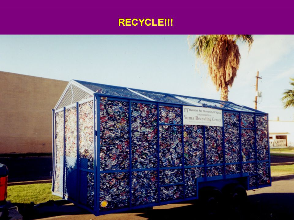 RECYCLE!!!