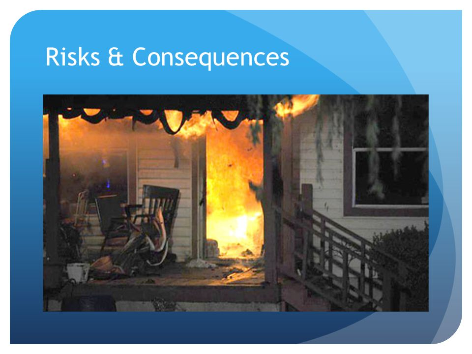 Risks & Consequences