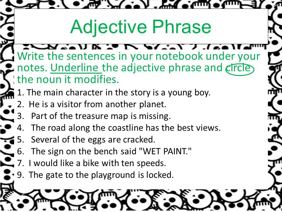 Phrases. - ppt video online download