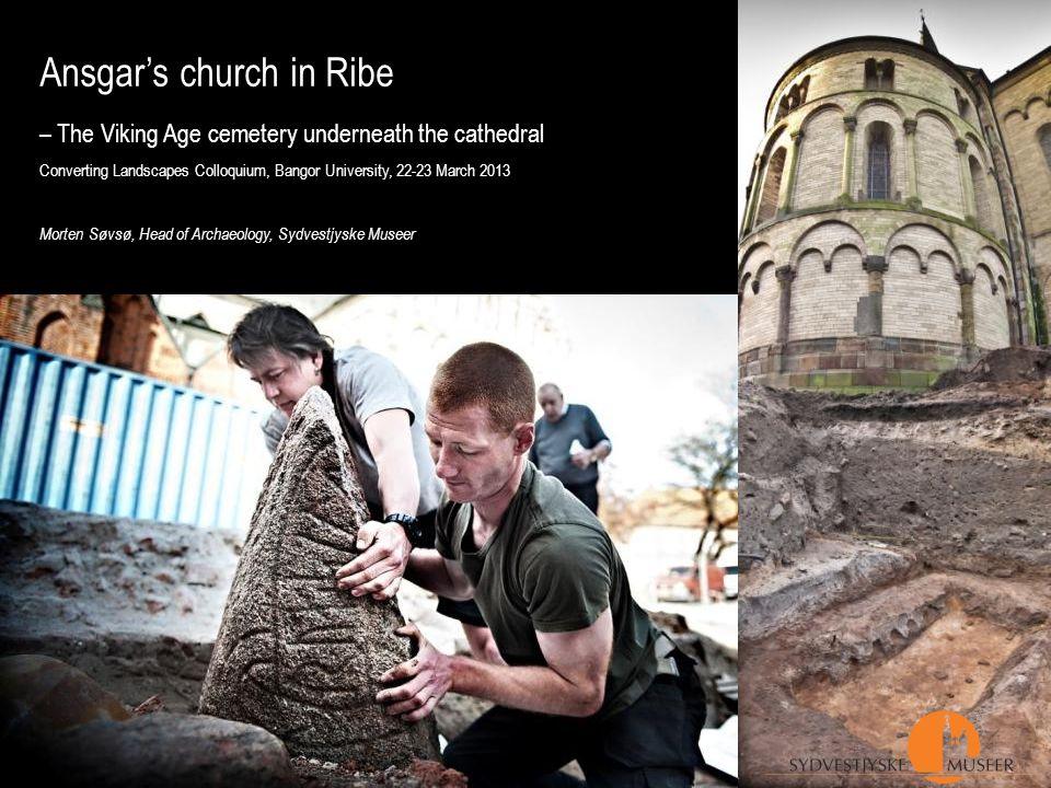 Ansgar's church in Ribe