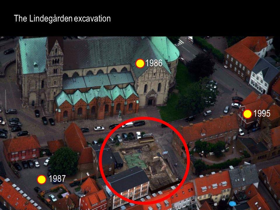 The Lindegården excavation