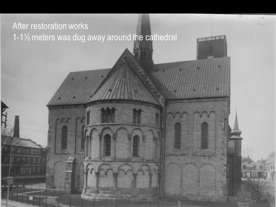 After restoration works