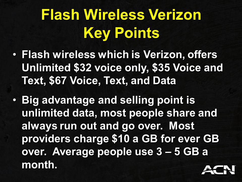 Flash Wireless Verizon