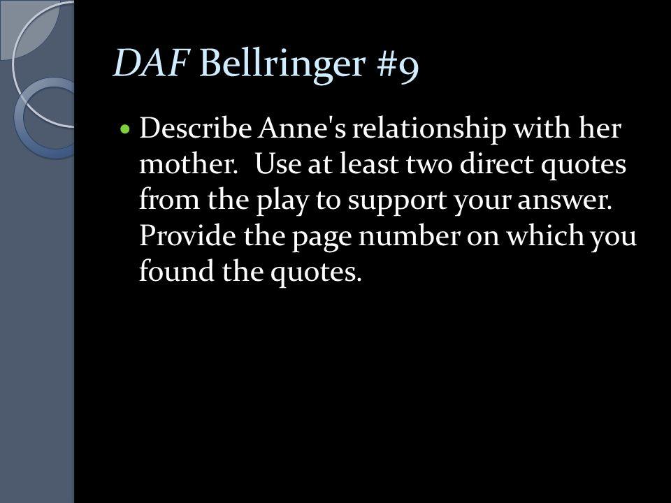 DAF Bellringer #9