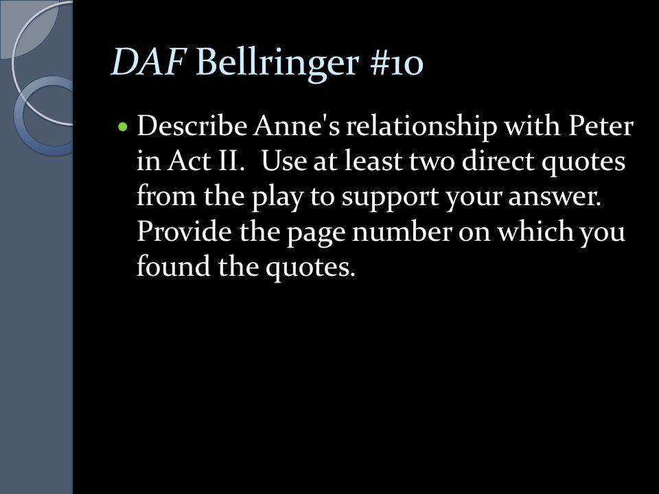 DAF Bellringer #10