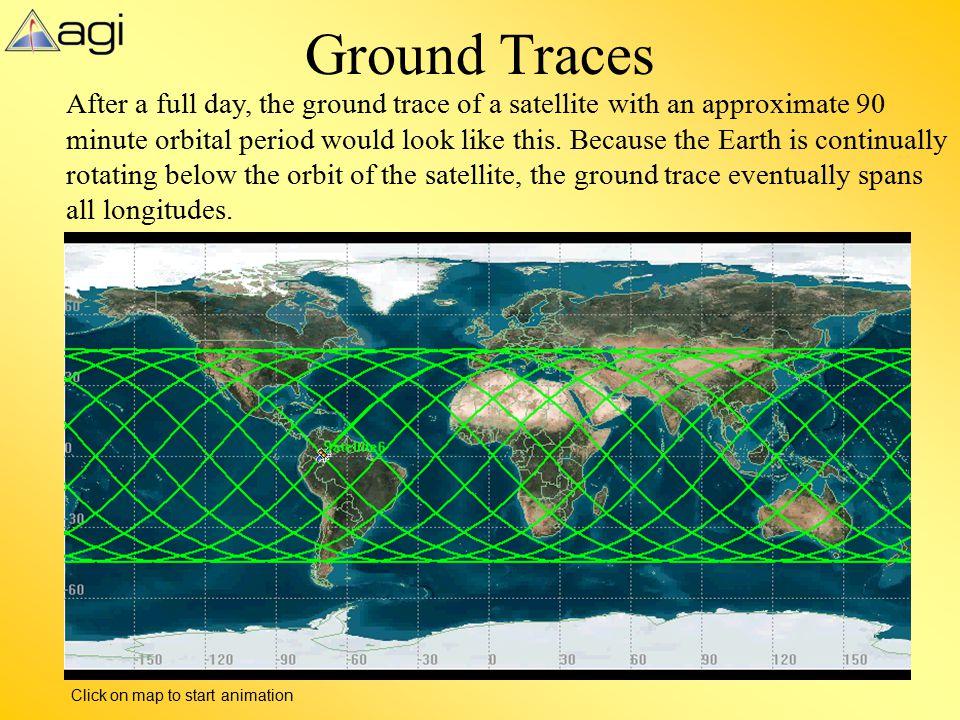 Ground Traces