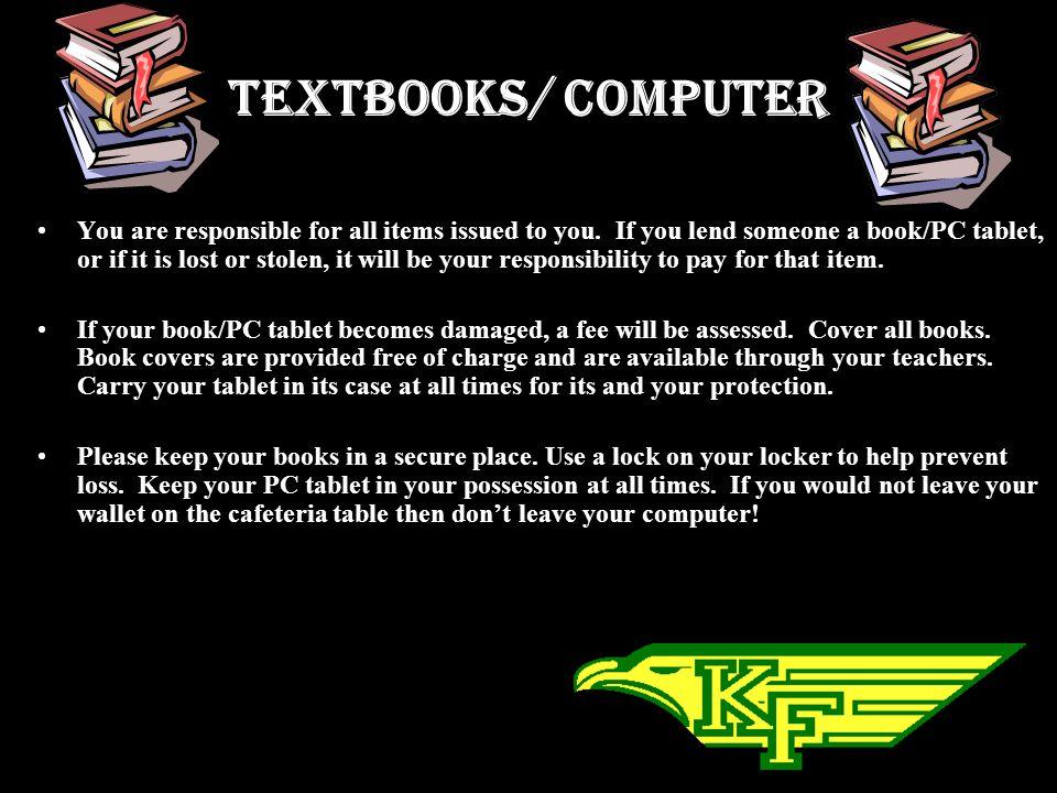 Textbooks/ Computer