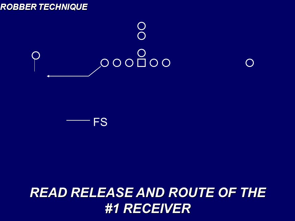 READ RELEASE AND ROUTE OF THE #1 RECEIVER