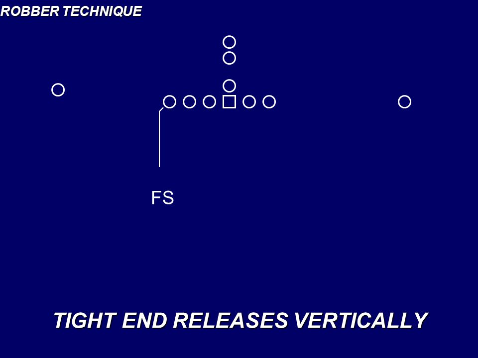 TIGHT END RELEASES VERTICALLY