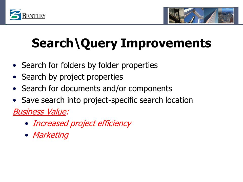 Search\Query Improvements