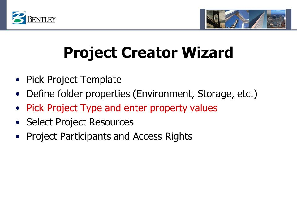 Project Creator Wizard