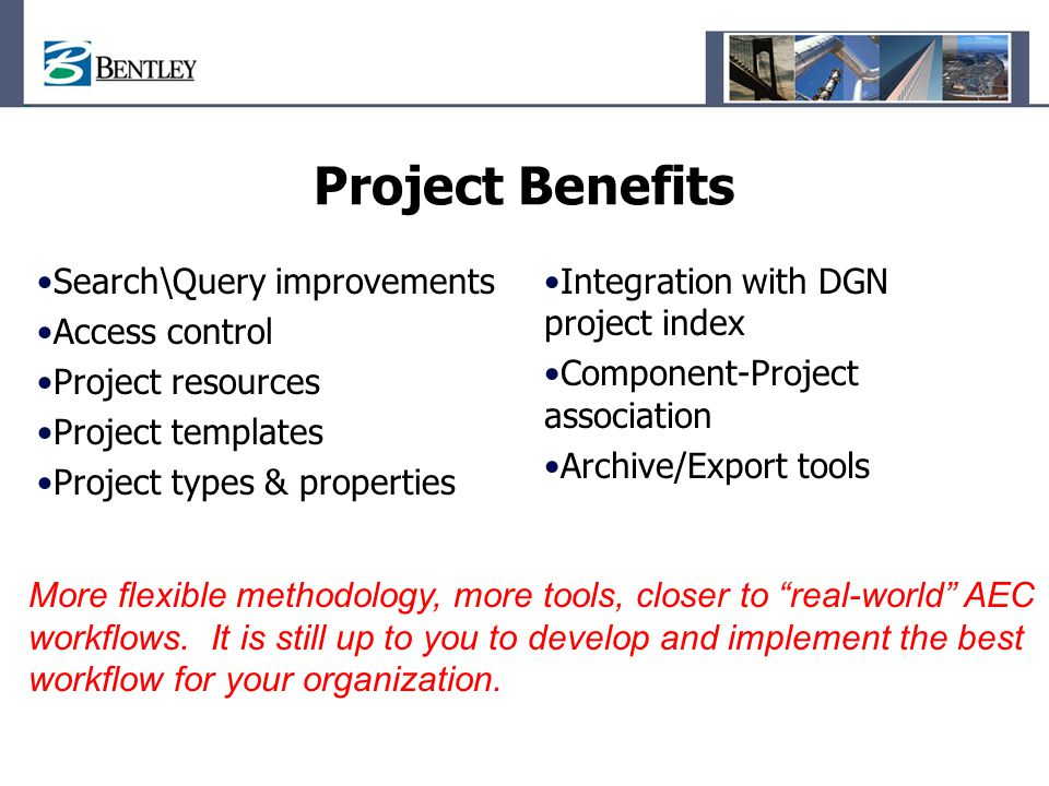 Project Benefits Search\Query improvements Access control