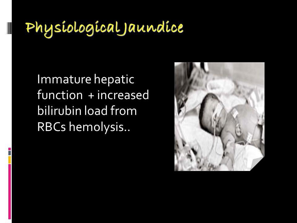 Physiological Jaundice