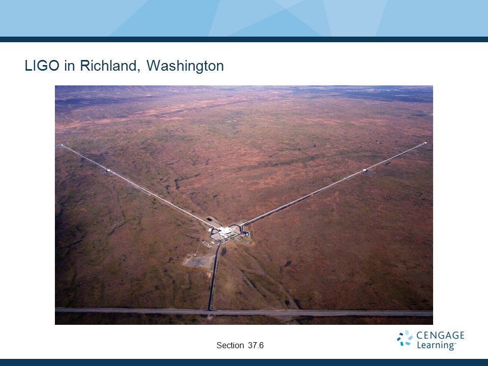 LIGO in Richland, Washington