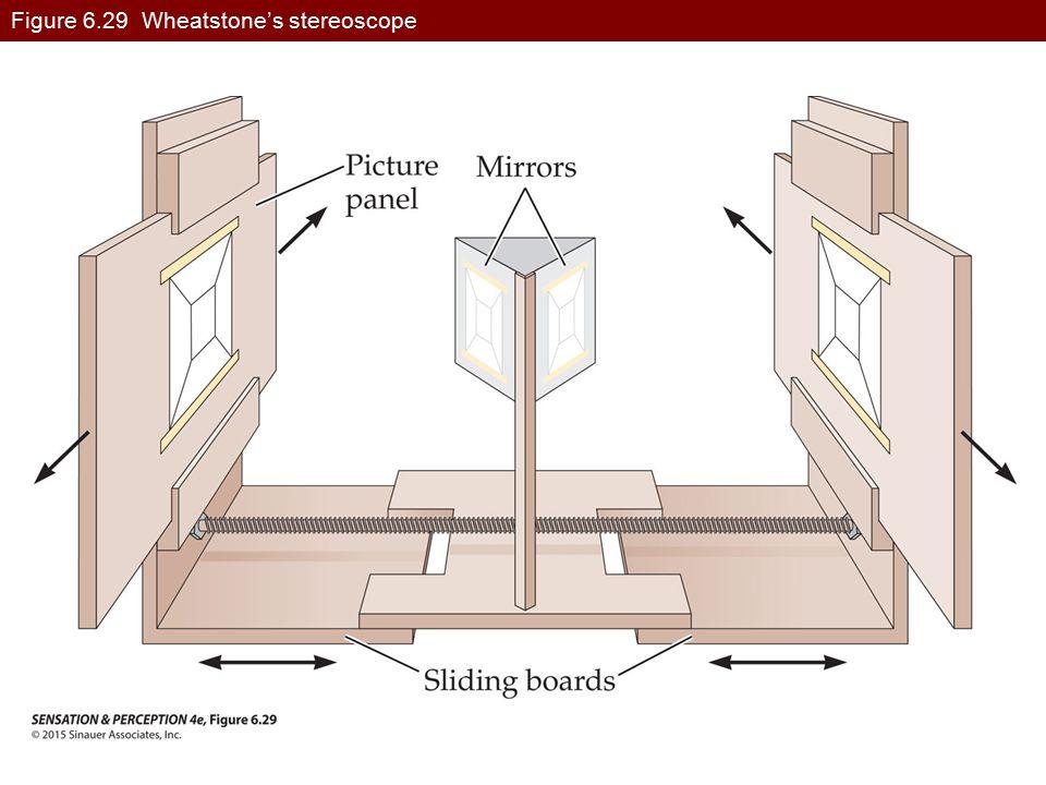 Figure 6.29 Wheatstone's stereoscope