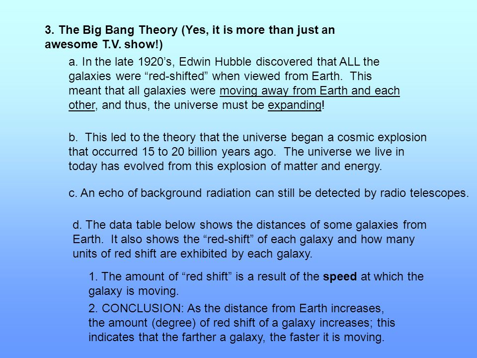 3. The Big Bang Theory (Yes, it is more than just an awesome T.V. show!)