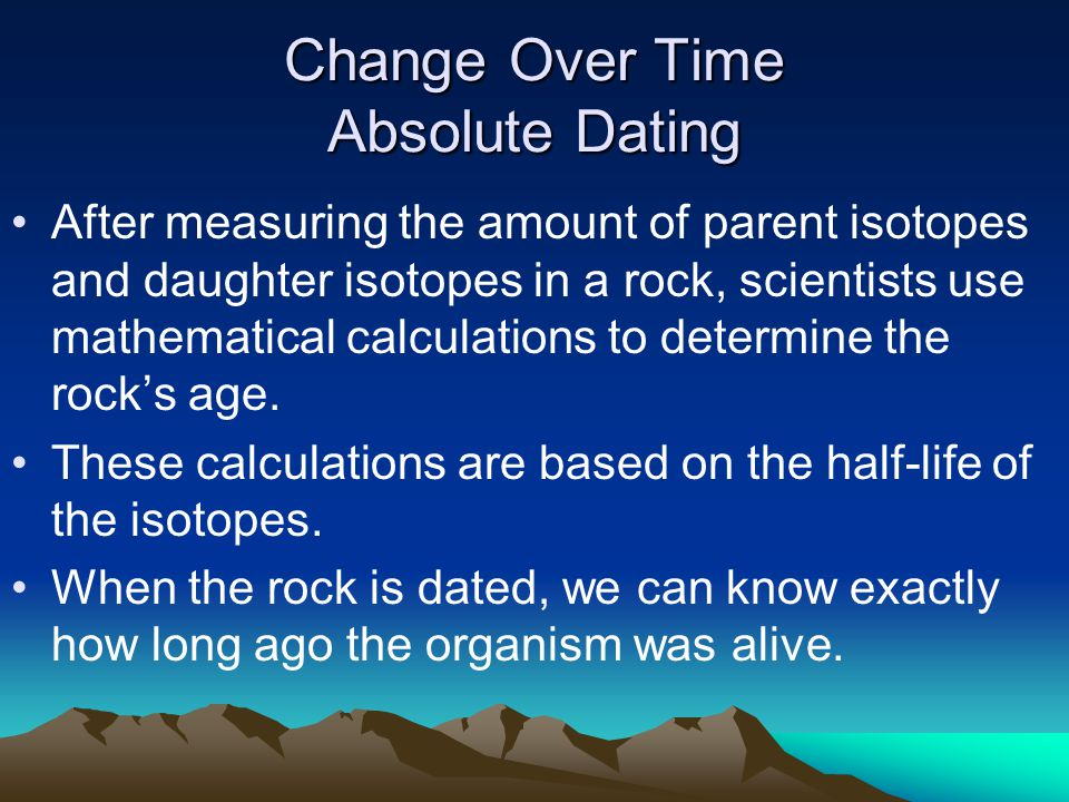changes in dating over the years