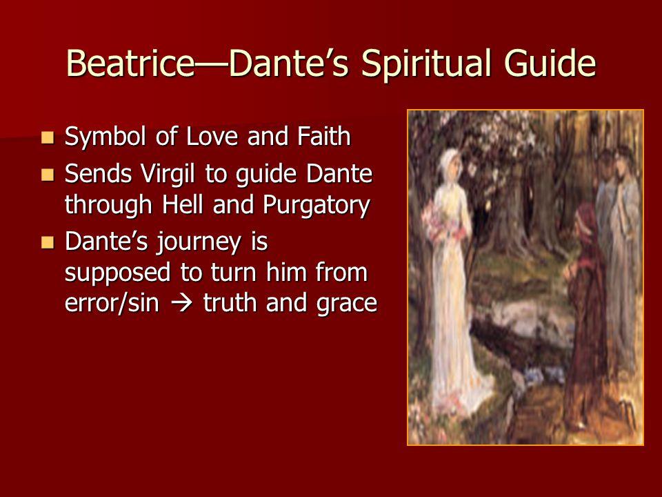 Beatrice—Dante's Spiritual Guide