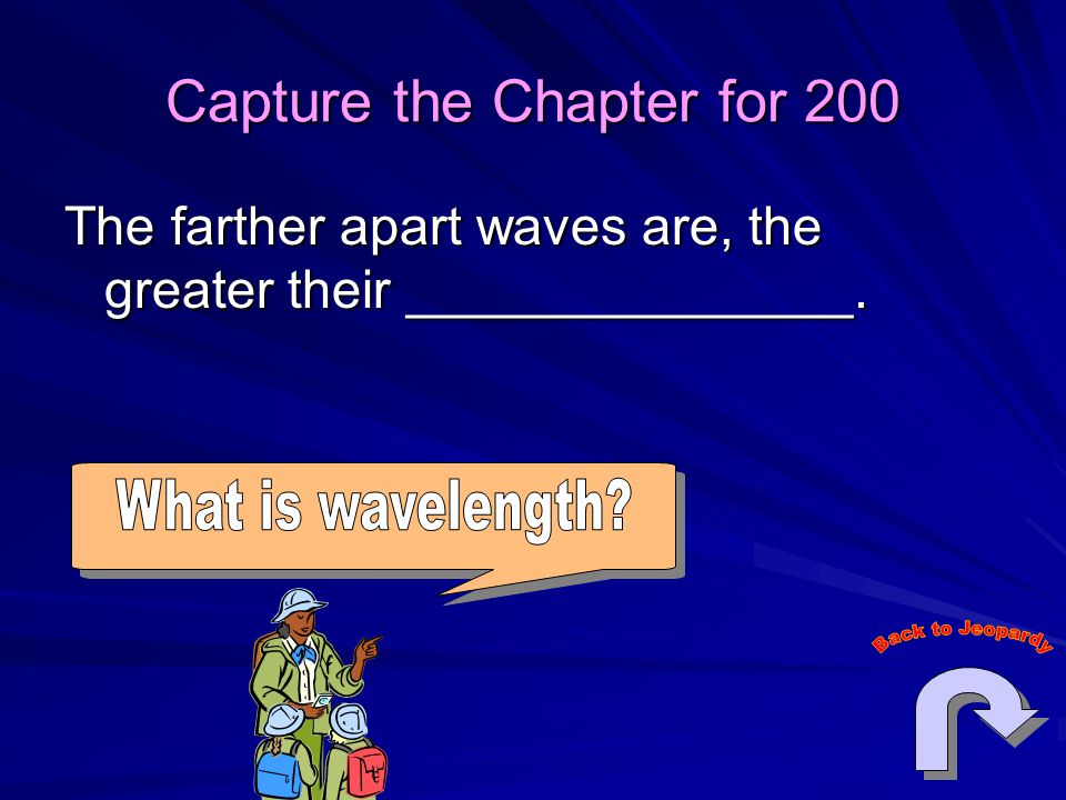 Capture the Chapter for 200