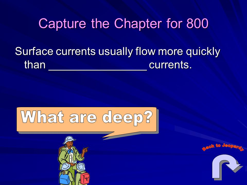 Capture the Chapter for 800