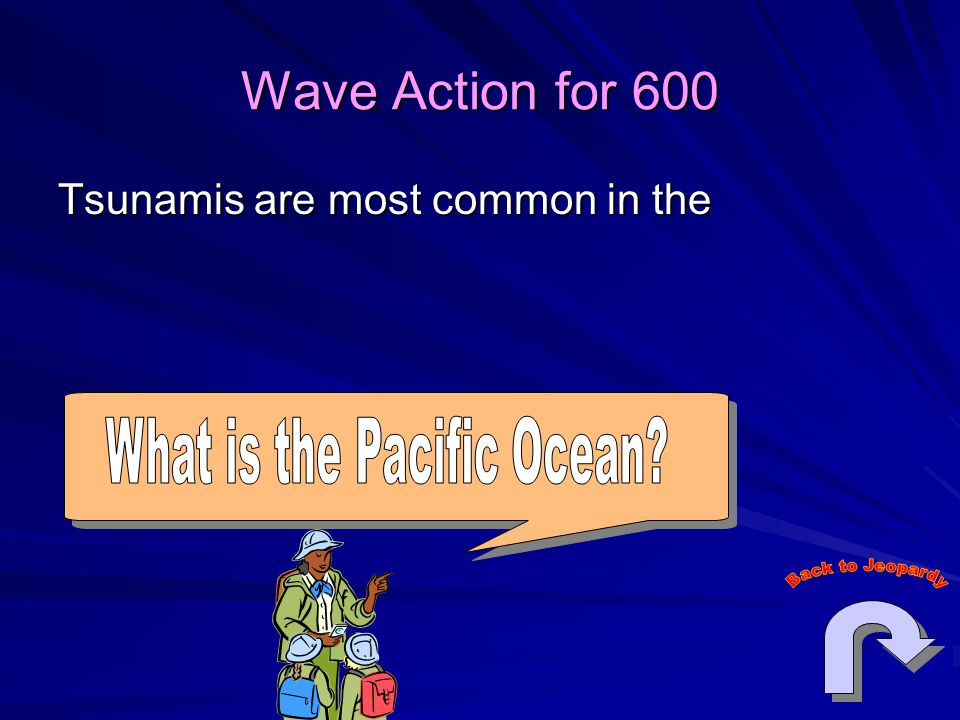 What is the Pacific Ocean