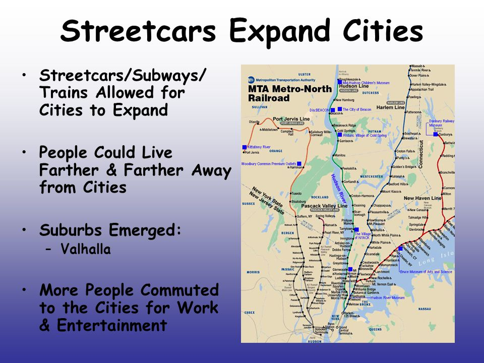 Streetcars Expand Cities