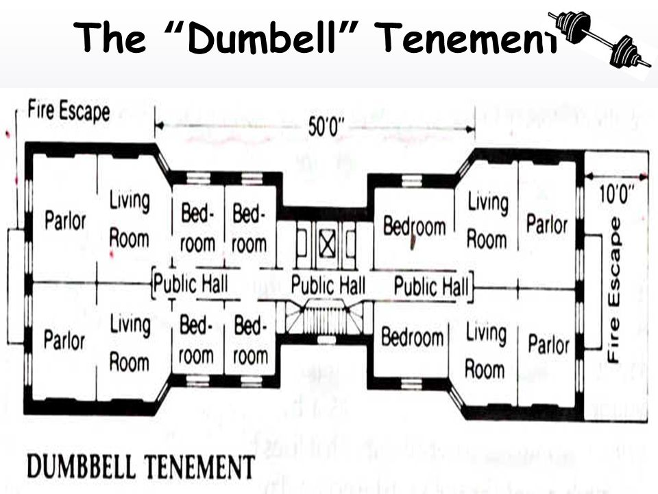 The Dumbell Tenement
