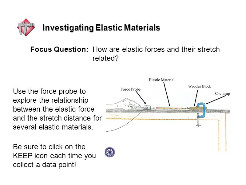 Investigating Elastic Materials