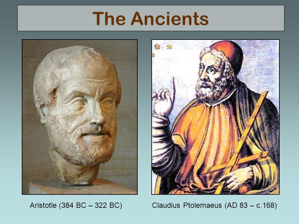Claudius Ptolemaeus (AD 83 – c.168)