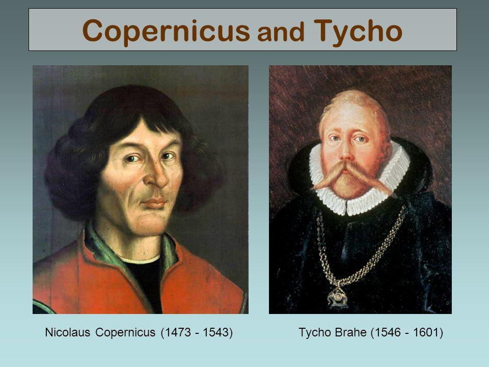 Nicolaus Copernicus (1473 - 1543)