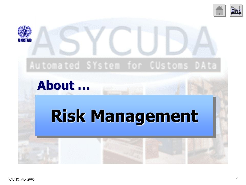 About … Risk Management