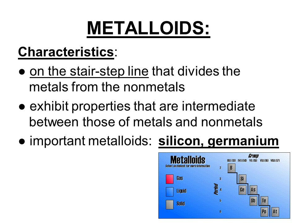 CHAPTER 6 NOTES: The Periodic Table - ppt video online ...