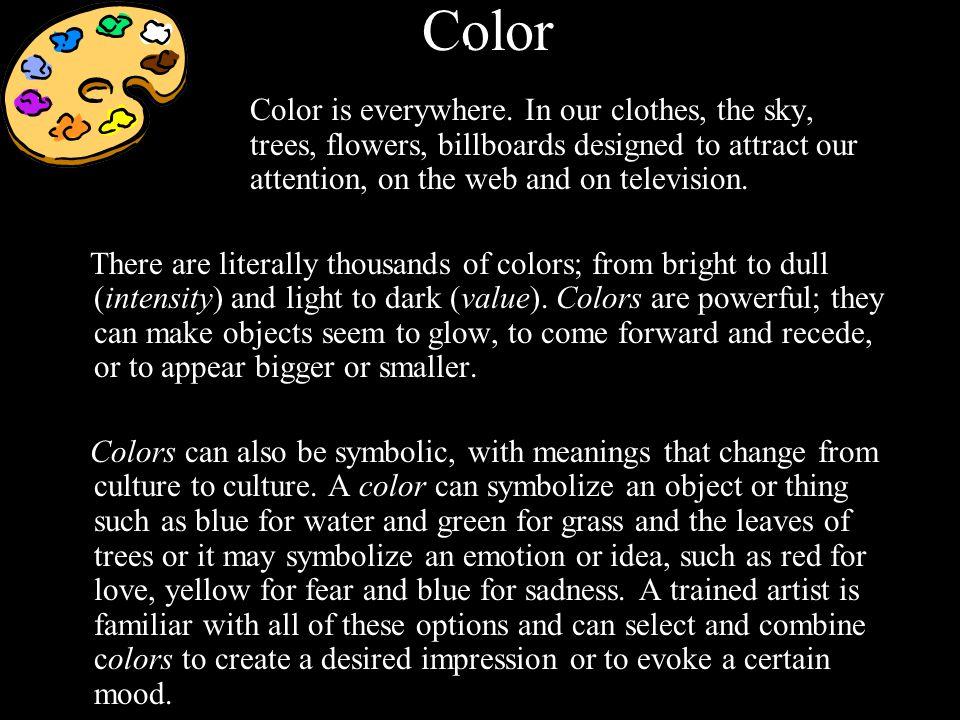 Color Color.