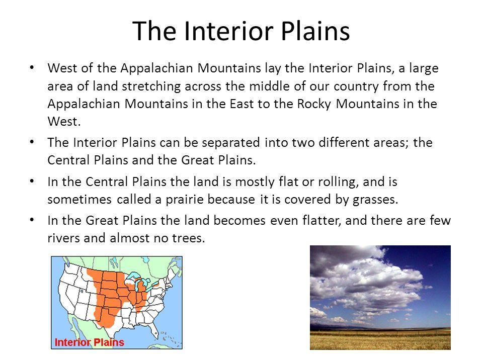The Interior Plains